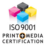 iso9001 quality digital print bedford